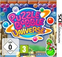Puzzle Bobble Universe Nintendo 3DS, Deutsche Version