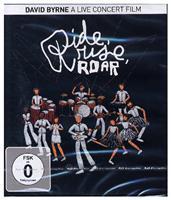 David Byrne: Rise Ride Roar