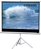 Celexon Economy Line Stativ Leinwand White Edition 176x133cm 4:3