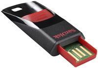 SanDisk Cruzer Edge 8GB schwarz/rot