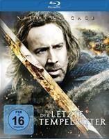 letzte Tempelritter, Der  Der letzte Tempelritter Blu-ray DVD Video, deutsch