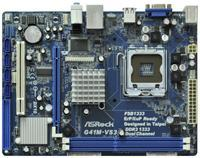 ASRock G41M-VS3 R2.0 Sockel 775 mATX  ,