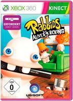 Rabbids: Alive and Kicking (Kinect)