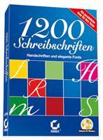 Sybex 1.200 Schreibschriften