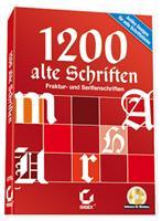 Sybex 1.200 alte Schriften