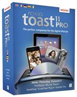 Roxio Toast 11 Titanium Pro Mac
