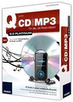 Franzis CD goes MP3 8.0 Platinum
