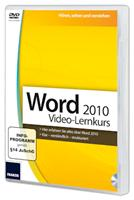 Franzis Video-Lernkurs Word 2010
