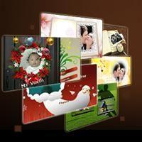 CyberLink Weihnachts-DVD-Menüs Set 2