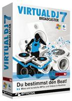 Virtual DJ 7 Broadcaster   ,
