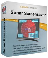 Loadstreet Sonar Screensaver