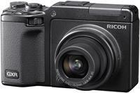 Ricoh GXR mit S10 24-72mm schwarz