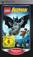 LEGO Batman Platinum Sony PSP, Deutsche Version