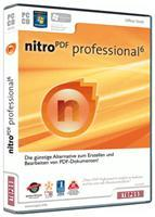 Nitro PDF professional 6 Deutsche Version