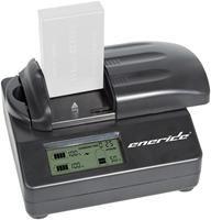 Eneride Universal Ladegerät  für Akkupacks/AA/AAA, LiIon/LiPo/NiMH, 3.6-7.4V, USB-Ladefunktion