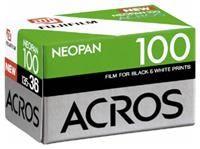 Fujifilm Neopan Acros 100