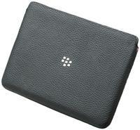 BlackBerry Ledertasche schwarz                ,