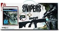 Snipers inkl. Sniper Gun Sony PS3, Deutsche Version