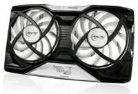 Arctic Accelero Twin Turbo II 2x 92mm Lfter, 1000-2000rpm, 92m/h