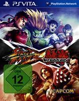 Street Fighter X Tekken  (PSV) DE-Version