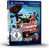 Little Big Planet Sony PSV, Deutsche Version