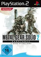 Metal Gear Solid 2: Substance    ,