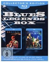 Blues Legends Box  Collector´s Edition Blues Legends Box - Collector´s Edition Blu-ray Musik, Deutsche Version