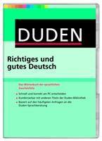 Duden Richtiges und gutes Deutsch 9   Windows, deutsch, Vollversion