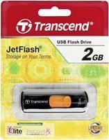Transcend JetFlash 500 2GB orange