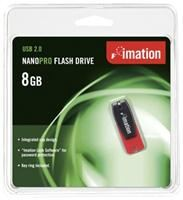 Imation NanoPro Flash Drive 8GB