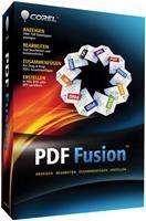 Corel PDF Fusion 1 DE Win Mini box deutsch  Windows, deutsch, 1 Benutzer, Mini-Box