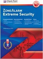 ZoneAlarm Extreme Security Deutsche Version