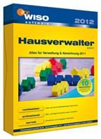 Buhl WISO HausVerwalter 2012 Start  Windows, deutsch, Vollversion