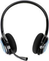 Logitech H600 Wireless  Kopfbügel, 2.4GHz Funk, USB, Stereo, max. 10m Reichweite, max. 6h Betriebszeit