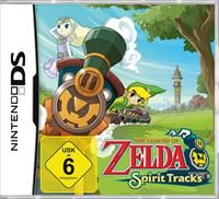 Legend of Zelda: Spirit Tracks Nintendo DS, Deutsche Version