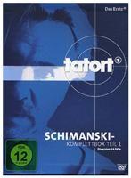 Tatort: Schimanski Komplettbox 1  Tatort: Schimanski Komplettbox Teil 1 DVD Video, deutsch