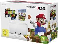 Nintendo 3DS weiß + Super Mario 3D Land (Bundle) EU (Limited Edition) deutsch 0 Jahre