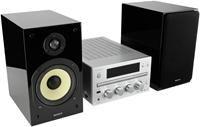 Sony CMT-G1BiP silber  2-Wege, AAC/MP3/WMA, CD, DAB+ Radio, 60 Watt, USB, Fernbedienung