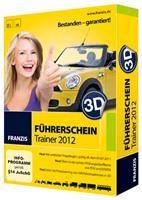 Franzis 3D Führerschein-Trainer 2012