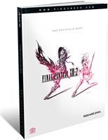 Final Fantasy XIII-2 - offizielles Lösungsbuch,