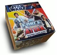 Star Wars - Force Attax Movie-Cards Booster (50Stk.), (Article no. 90441962) - Picture #1