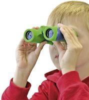 Bresser junior Kinderfernglas 6x21 grün