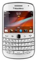 BlackBerry Bold 9900 Blackberry OS, Smartphone  in white  with 8.0 GB storage
