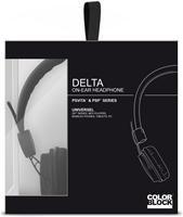 bigben Delta Kopfhörer farblich sortiert  mit Freisprechfunktion, für Sony PS Vita Delta Headphone Bigben (farblich sortier Sony PSV Zubehör, deutsch