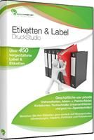 Etiketten & Label DruckStudio Deutsche Version