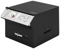 Rollei PDF-S240  14 Megapixel, 3200dpi, 5.99cm LTPS-LCD, SD/MMC Karten, inkl. 1 Diahalter, 1 Filmhalter für Filmstreifen, Fotoablagen