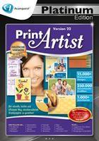 Print Artist 22 Platinum Edition  Print Artist 22 Avanquest Platinum Editi Deutsche Version