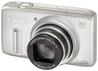 Canon PowerShot SX240 HS silber  ,