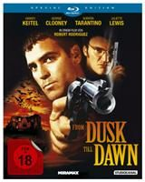From Dusk Till Dawn (gF) Special Edition, Blu-ray DVD Video, deutsch