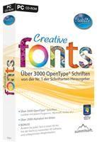 Summitsoft Creative Fonts